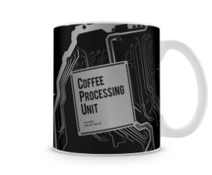 Caneca Coffee Processing Unit