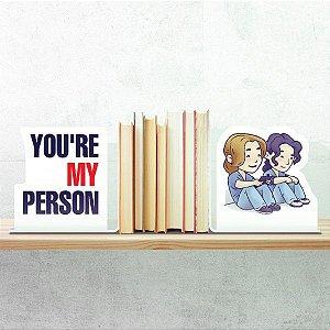 Aparador de Livros You Are My Person