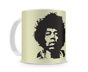 Caneca Jimi Hendrix The Best