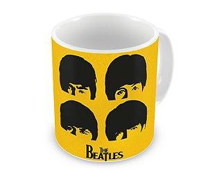 Caneca Beatles Banda