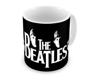 Caneca The Beatles Head
