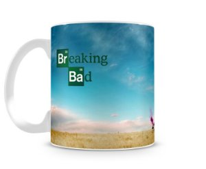 Caneca Breaking Bad Deserto