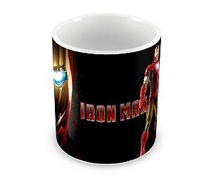 Caneca Homem de Ferro - Iron Man