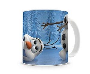 Caneca Frozen Olaf Cabeça