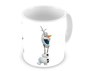 Caneca Olaf Figuras