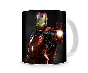 Caneca Homem de Ferro Vingadores
