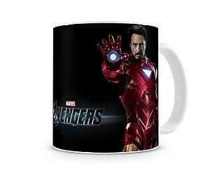 Caneca Homem de Ferro Tony Stark
