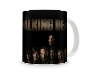 Caneca The Walking Dead - Zombi
