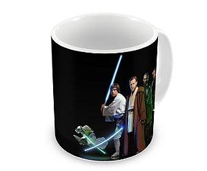 Caneca Star Wars Jedis