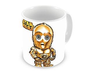 Caneca Star Wars C3PO
