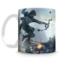 Caneca Call Of Duty Back Ops