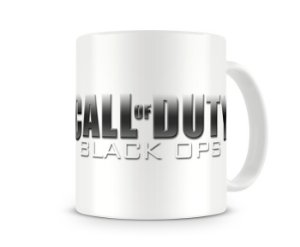 Caneca Call Of Duty Logo
