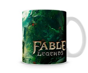 Caneca Fable Legends