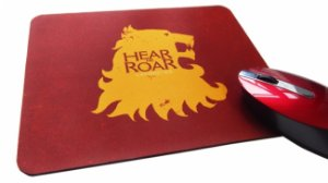Mousepad Game of Thrones  Hear me hoar