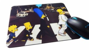 Mousepad Simpsons Beatles