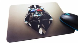 Mousepad Star Wars Darth Vader Dimond