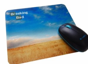 Mousepad Breaking Bad Deserto
