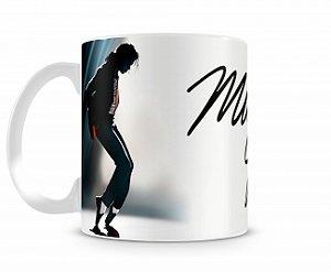 Caneca Michael Jackson Signature
