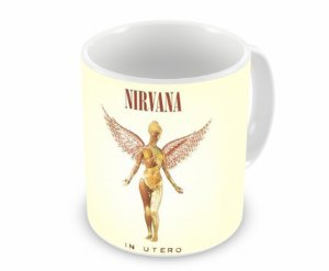 Caneca Nirvana In Utero