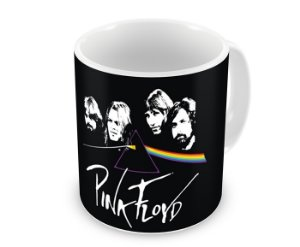 Caneca Pink Floyd Dark Side Of The Moon 2
