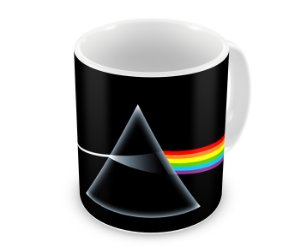 Caneca Pink Floyd Dark Side Of The Moon album
