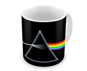 Caneca Pink Floyd Dark Side Of The Moon album