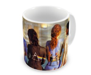 Caneca Pink Floyd Mulheres - Covers