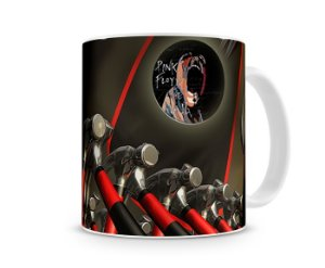 Caneca Pink Floyd The Wall Black