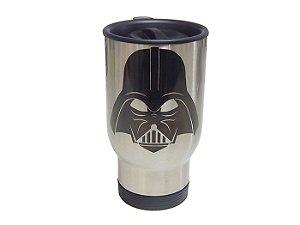 Caneca térmica para carro Darth Vader