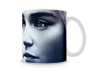 Caneca Game of Thrones Daenerys Targaryen I