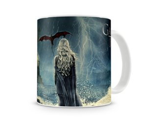 Caneca Game of Thrones Daenerys Targaryen III