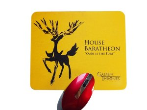 Mousepad Game of Thrones House Baratheon