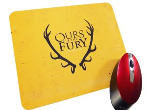 Mousepad Game of Thrones Ours is the Fury