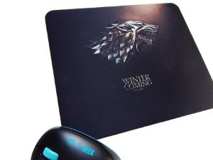 Mousepad Game of Thrones Stark Dark