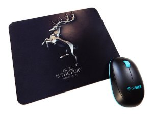 Mousepad Game of Thrones Baratheon Dark
