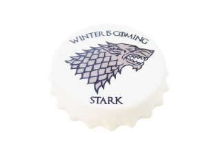 Abridor de garrafas Game Of Thrones Stark