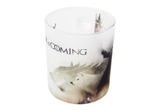 Caneca Game of Thrones Winter is Coming Vidro