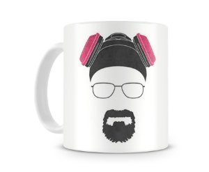 Caneca Breaking Bad Walter White Mask