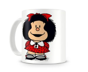 Caneca Mafalda - Keep Calm