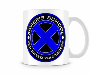Caneca X Men Xavier School