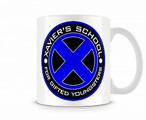 Caneca X Men Xavier School