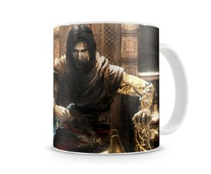 Caneca Prince of Persia The Two Thrones