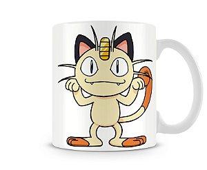 Caneca Pokémon Meowth