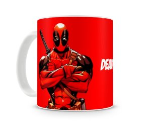 Caneca Deadpool II