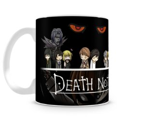 Caneca Death Note IV