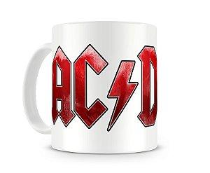 Caneca AC DC Logo II