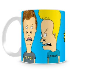 Caneca Beavis and Butt Head II