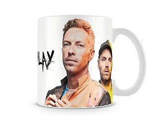 Caneca Coldplay I