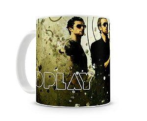 Caneca Coldplay III