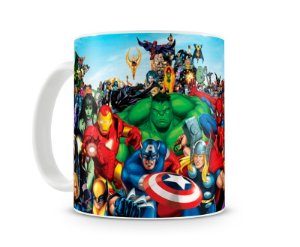 Caneca All Marvels I